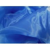 Crystal Organza - Royal Blue