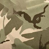 Camouflage Fabric - Desert
