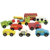 Bigjigs Toys Vehicle Pack