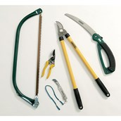 Den building Tool Set - 5 pieces