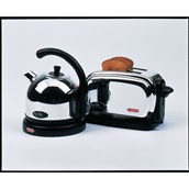 Kettle and Toaster Breakfast Set