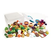 New Sprouts®100 Piece Classroom Play Food