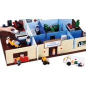 Sri Toys Wooden Hospital Play Set