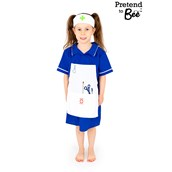 Traditional Nurse Outfit - Age 3-5