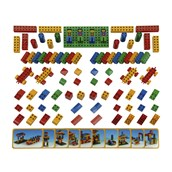 Magnetico® Construction Set - Pack of 85