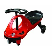 Creeper Scooter Red