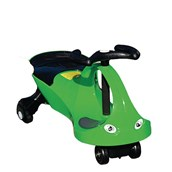 Creeper Scooter Green