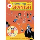 Singing Spanish CD and Book