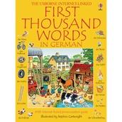 German First Thousand Words Book