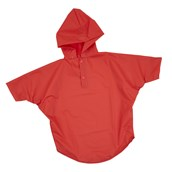 Waterproof Poncho - Red from Hope Education