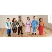 Multicultural Costumes Multibuy Offer - Pack of 6