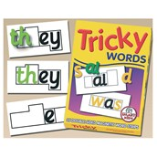 Tricky Words Magnets - Pack of 35