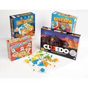 Problem Solving Games - Pack of 4