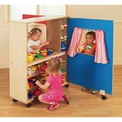 Pack Away Role Play Cabinet