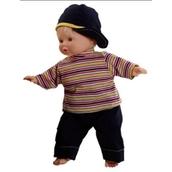 Children of the World Soft-bodied Dolls: Alex