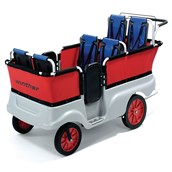 Winther Turtle Kiddy Bus - 6 Seater