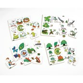 Just Jigsaws Life Cycle Puzzles