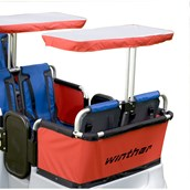 Winther Turtle Bus Canopies