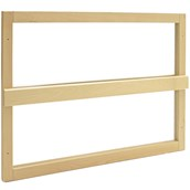 Galt Wooden Baby Rail Mirror