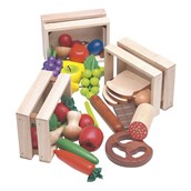 Wooden Food Pack