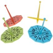 Plastic Spinner Set