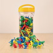 Animal Counters - Pack of 192