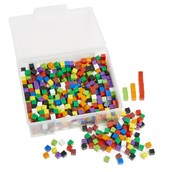 10mm Cubes - Pack of 1000