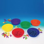 Sorting Bowls Pack of 6
