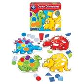 Dotty Dinosaurs Shape/Colour Game