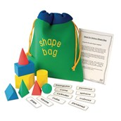 3D Shape Bag