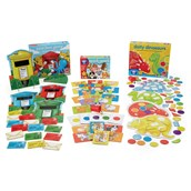 Colour Matching Games Pack