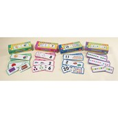 Match Up Games - Pack of 4
