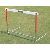 Vinex Adjustable School Hurdle - White