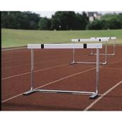 Harrod Sport Adjustable Practice Hurdle - White - Junior - 4.5kg
