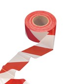 Barrier Tape - Red/White - 500m