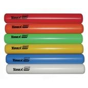 Vinex Senior Relay Batons - Assorted - 38mm - Pack of 6