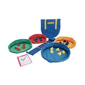 Eveque Target Throw - Assorted