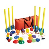 Games Throw Pack - Assorted