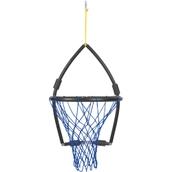 Spordas Basketball Hang-a-Hoop - Black/Blue