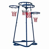 Basketball Trainer Unit - Blue