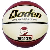 Baden Enforcer Basketball - Tan/Cream - Size 7