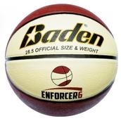 Baden Enforcer Basketball - Tan/Cream - Size 6