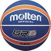 Molten BGR Basketball - Blue/Orange - Size 6