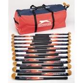 Slazenger Panther Hockey Stick - Multi - 30in - Pack of 30