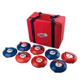 New Age Kurling Stones Kit - Red/Blue