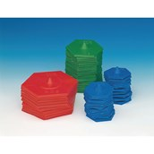 Plastic Weights - Pack 50