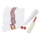 Table Cricket Set - Assorted