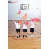 Juggling Scarves - Assorted - Pack of 3
