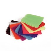 Large Dance Scarves - Assorted - Pack of 10