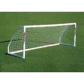 Samba Match Goal - White - 12 x 4ft - Pair